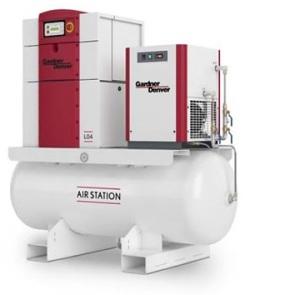 Rotary Screw Air Compressors L Series