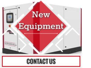 New air compressor equipment