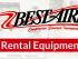 Rental air compressor equipment